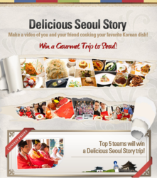 Delicious Seoul Story Cooking Contest
